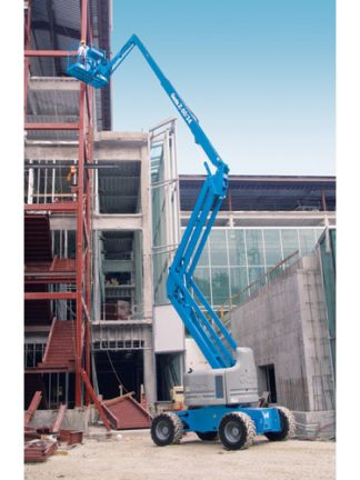 Genie 4WD Articulated Boom Z60-34 (2004)