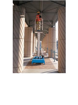Genie IWP30s Vertical Lift