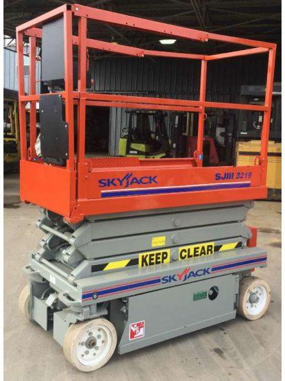 Skyjack 3219 Scissor Lift (2007)
