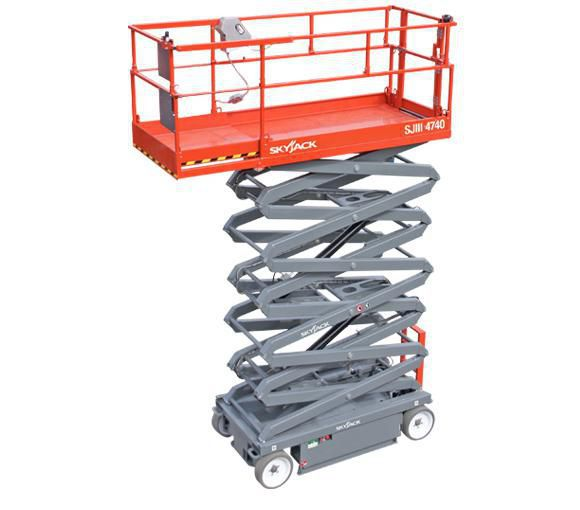 scissor for haircut skyjack 4740 scissor lift 2016 cherry picker 4740