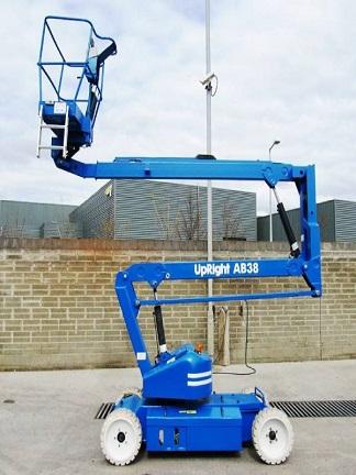 Upright AB38