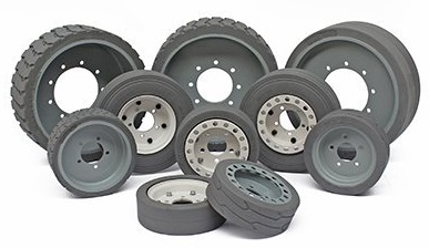 cherry picker chassis components, brake units